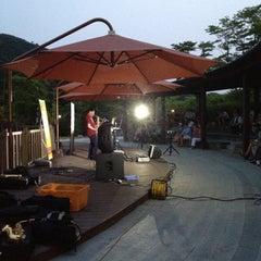 Photo taken at 갈미한글공원 by KJ on 6/23/2012