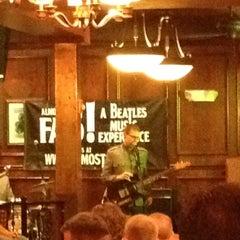 Photo taken at Molly Maguire's Irish Restaurant & Pub by Jeffrey on 4/22/2012
