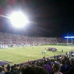 Photo taken at Ryan Field by Melanie D. on 9/9/2012