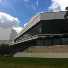 Photo taken at Adelaide Festival Centre by Bruce M. on 4/3/2012