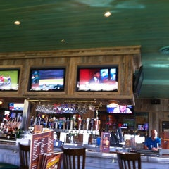 Photo taken at Miller's Lombard Alehouse by Jim S. on 4/16/2012