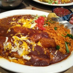 Photo taken at Jose Pepper's Border Grill and Cantina by Sarah P. on 4/3/2012