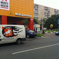 Photo taken at McDonald's by Сережа on 7/11/2012