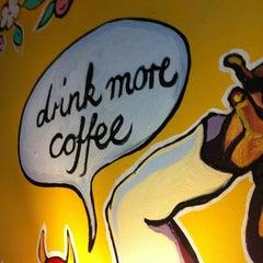 Photo taken at El Diablo Coffee by DF (Duane) H. on 2/17/2012