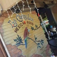Photo taken at Las Casuelas Original by Randy F P. on 3/30/2012