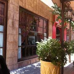 Photo taken at CalleMayor Café by Rocío S. on 8/13/2012