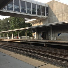 Photo taken at BWI Amtrak/MARC Rail Station (BWI) by Jamie G. on 8/8/2012