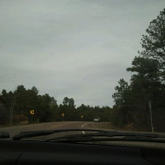 Photo taken at Hwy 83 by Chloe P. on 3/25/2012