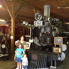 Photo taken at Durango & Silverton Narrow Gauge Railroad Co. by Bill D. on 8/11/2012