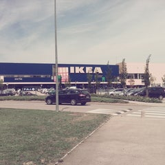 Photo taken at IKEA by Hana J. on 7/4/2012