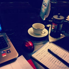 Photo taken at Café Younes by Mohamad S. on 9/3/2012