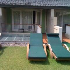Photo taken at Harris Resort by Jeff J. on 3/6/2011