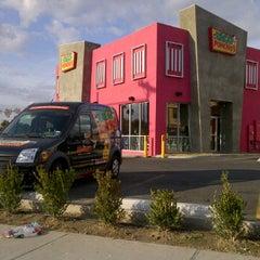 Photo taken at Mi Taco Poncho's by Erick P. on 12/9/2011