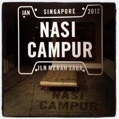 Photo taken at Taksu Singapore by Keropok M. on 2/1/2012
