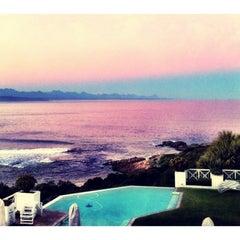 Photo taken at The Plettenberg Hotel Plettenberg Bay by Quentin K. on 6/30/2012