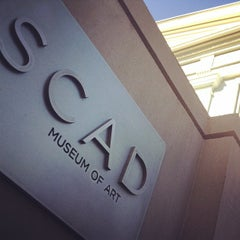Photo taken at SCAD Museum of Art by Ryan Brady R. on 10/30/2011