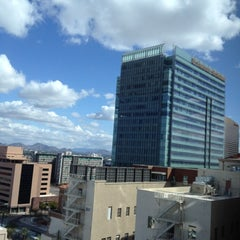 Photo taken at City of Phoenix by Jesse James F. on 3/19/2012