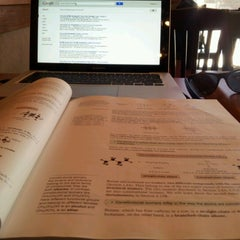 Photo taken at Caribou Coffee by Jaideep V. on 6/24/2012