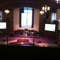 Photo taken at The Balcony @FBC by happy_sunflower on 2/12/2012