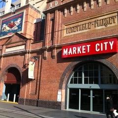 Photo taken at Market City by Kwok H. on 8/30/2012