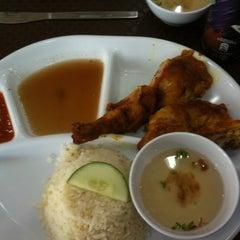 Photo taken at Ayamas by Zamri X on 3/7/2012