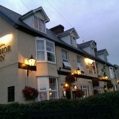 Photo taken at The Anchor Inn by Fiona W. on 9/3/2011