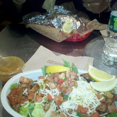 Photo taken at Chipotle Mexican Grill by Gabrielle S. on 1/25/2012