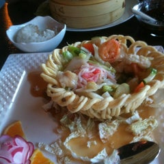 Photo taken at Thai Orchids Asian Bistro by Correy H. on 8/21/2011