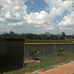 Photo taken at Texas Prospects Baseball by Scott V. on 8/26/2012