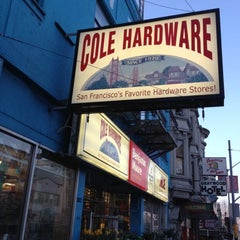 Photo taken at Cole Hardware by Linda K. on 3/5/2012