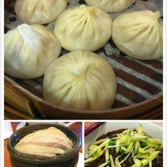 Photo taken at Long's Noodle House 小龍記麵家 by nik L. on 8/28/2012