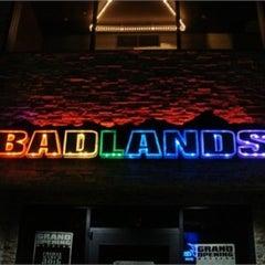 Photo taken at Badlands by David T. on 8/26/2012