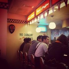 Photo taken at Ed's Easy Diner by Martin K. on 8/26/2012