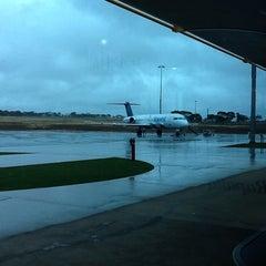 Photo taken at Kalgoorlie-Boulder Airport (KGI) by Michael K. on 3/18/2012