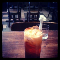 Photo taken at 35 Thai Restaurant by Ben R. on 7/25/2012