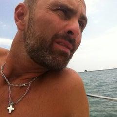 Photo taken at Spiaggia Degli Alberoni by Ale I. on 7/14/2012