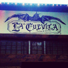 Photo taken at La Cuevita by Torrey N. on 5/23/2012