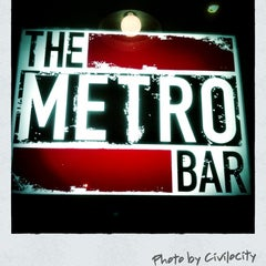 Photo taken at The Collins Bar by Civilocity J. on 2/14/2012
