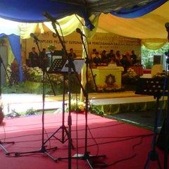Photo taken at SPRM Perak by Ahmad F. on 10/1/2011