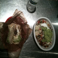 Photo taken at Chipotle Mexican Grill by CJ U. on 4/3/2011