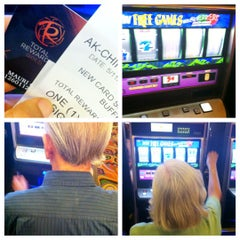 Photo taken at Harrah's Ak-Chin Casino by Mauri L. on 5/12/2012