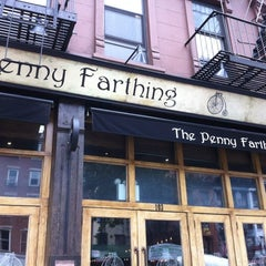 Photo taken at The Penny Farthing by Angelo C. on 10/23/2011