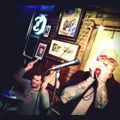 Photo taken at Cat's Eye Pub by Josh F. on 2/19/2012