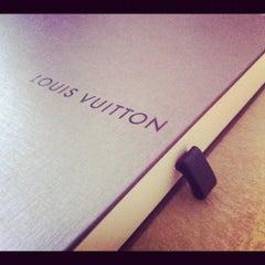 Photo taken at Louis Vuitton by Irina V. on 9/11/2012
