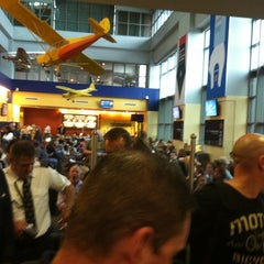 Photo taken at Westchester County Airport (HPN) by Jeff R. on 5/22/2012