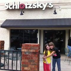 Photo taken at Schlotzsky's by Erin N. on 2/17/2012