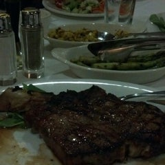 Photo taken at Shula's Steak House by Vic M. on 6/21/2012