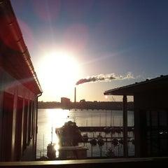 Das Foto wurde bei ZBW - Leibniz-Informationszentrum Wirtschaft Kiel von Birte am 4/16/2012 aufgenommen