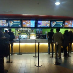 Photo taken at Cineplanet by Marcial V. on 10/28/2011