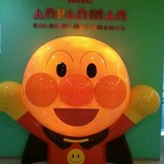 Photo taken at 仙台アンパンマンこどもミュージアム&モール by soichi m. on 10/9/2011
